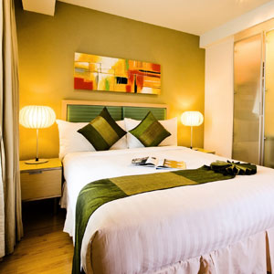 short term and long term accommodation with first class amenities